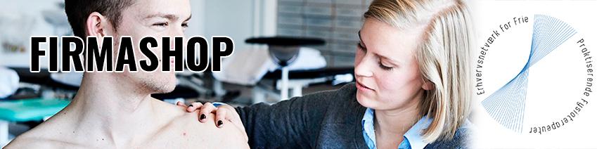 Klubshop - Erhvervsnetværk for Frie Praktiserende Fysioterapeuter