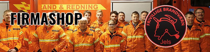 Firmashop - Jels Frivillige Brandværn