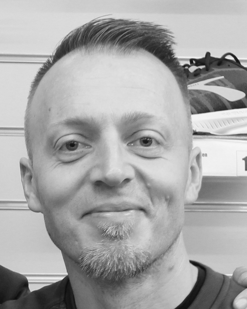 Jesper Madsen - CPH RUN SHOP